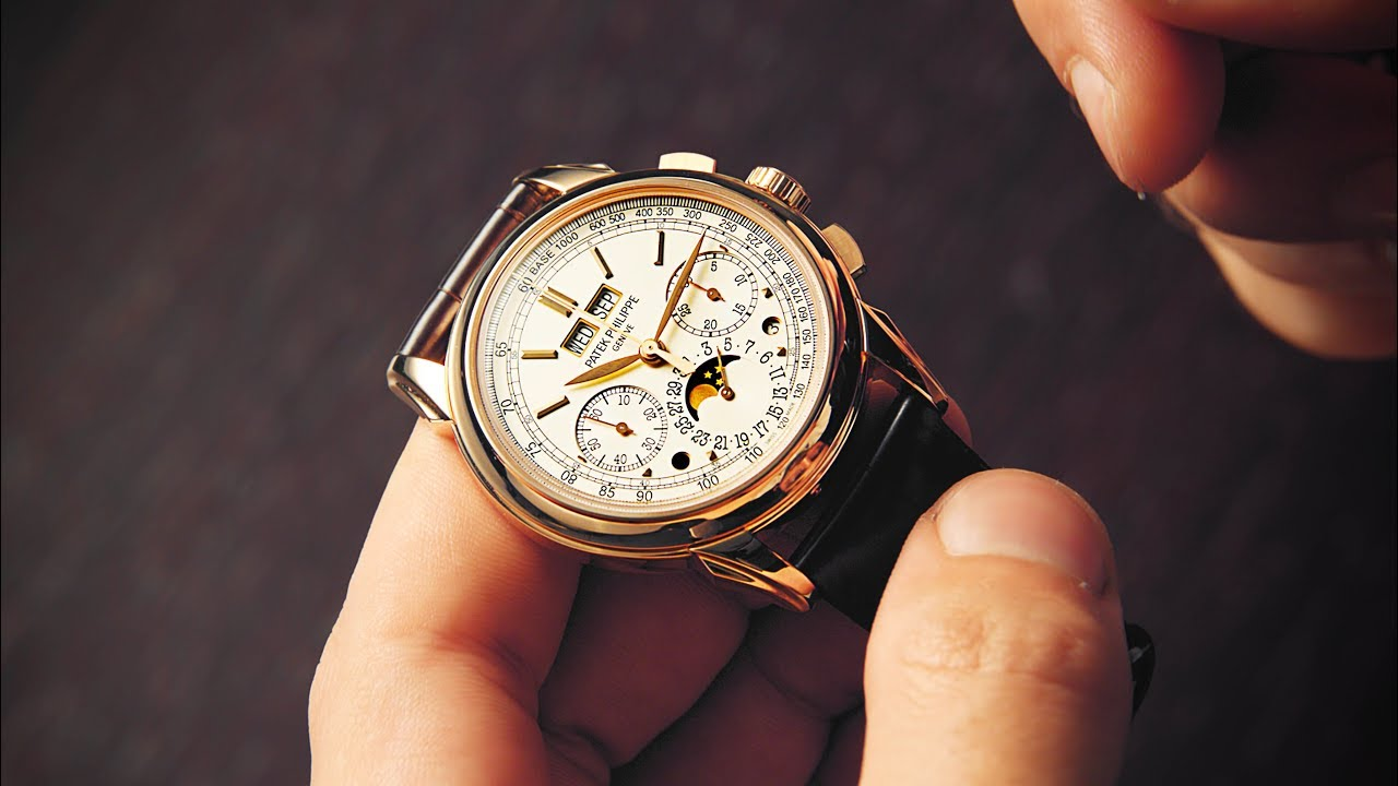 2018 advanced chronograph replica patek philippe 5270p 001 watches replica watches for Patek phillipe watch