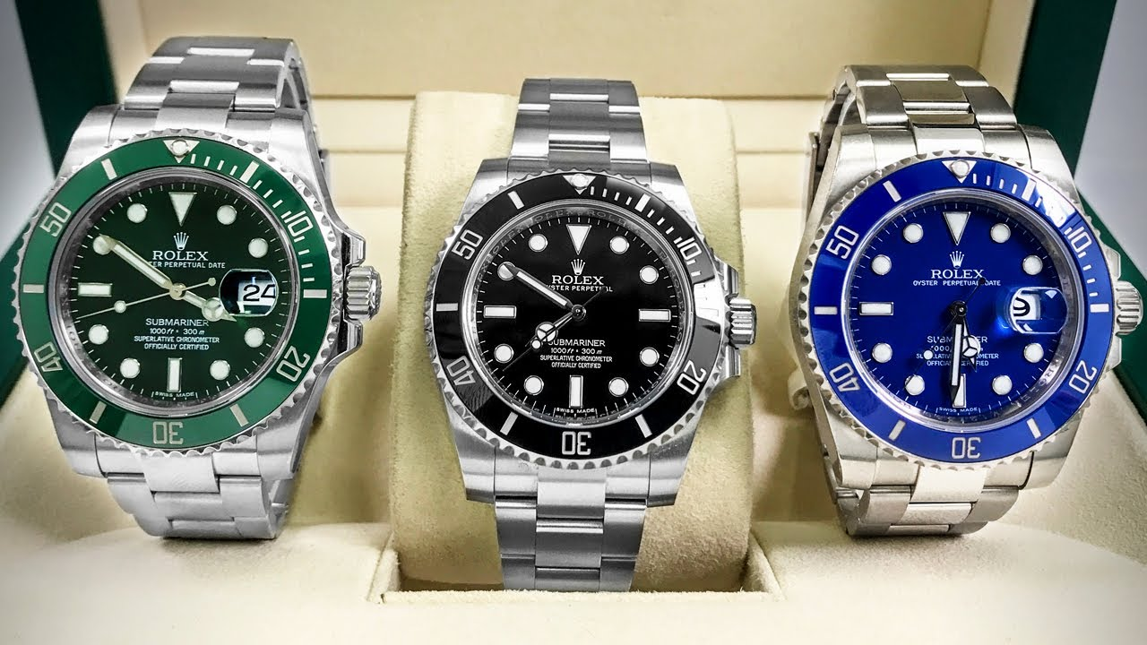 Rolex submariner fake