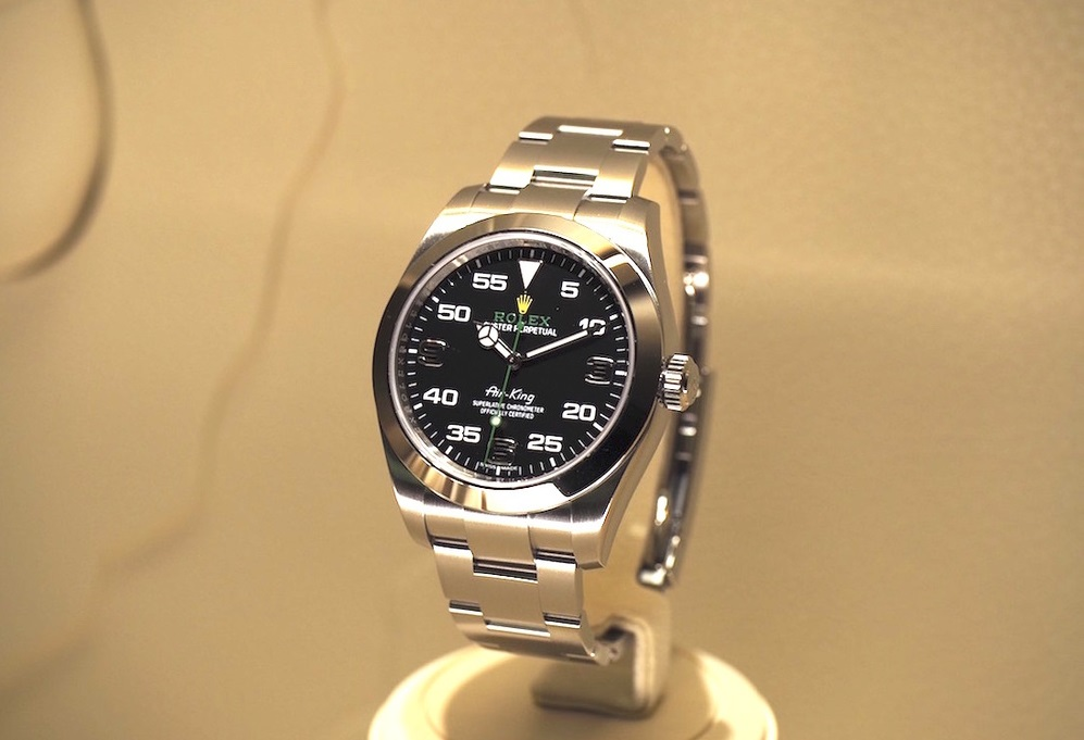 Anti-Magnetic Replica Watches, Rolex Air-King