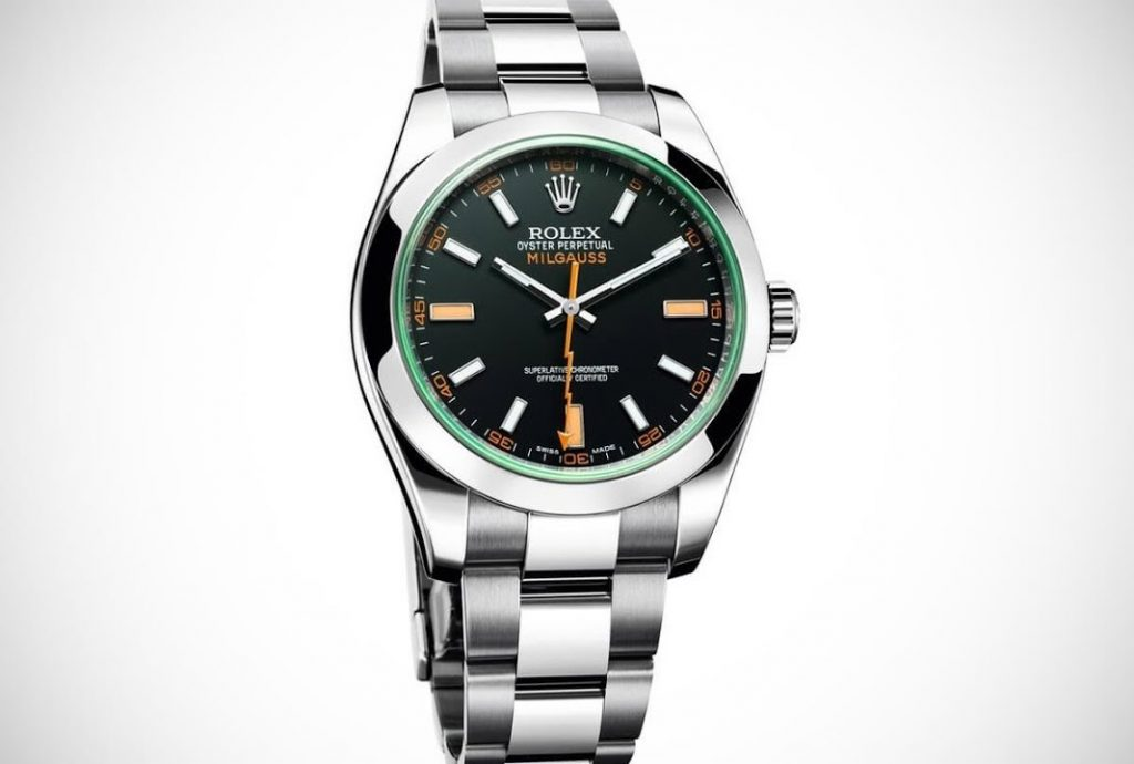 Anti-Magnetic Replica Watches, Rolex Milgauss
