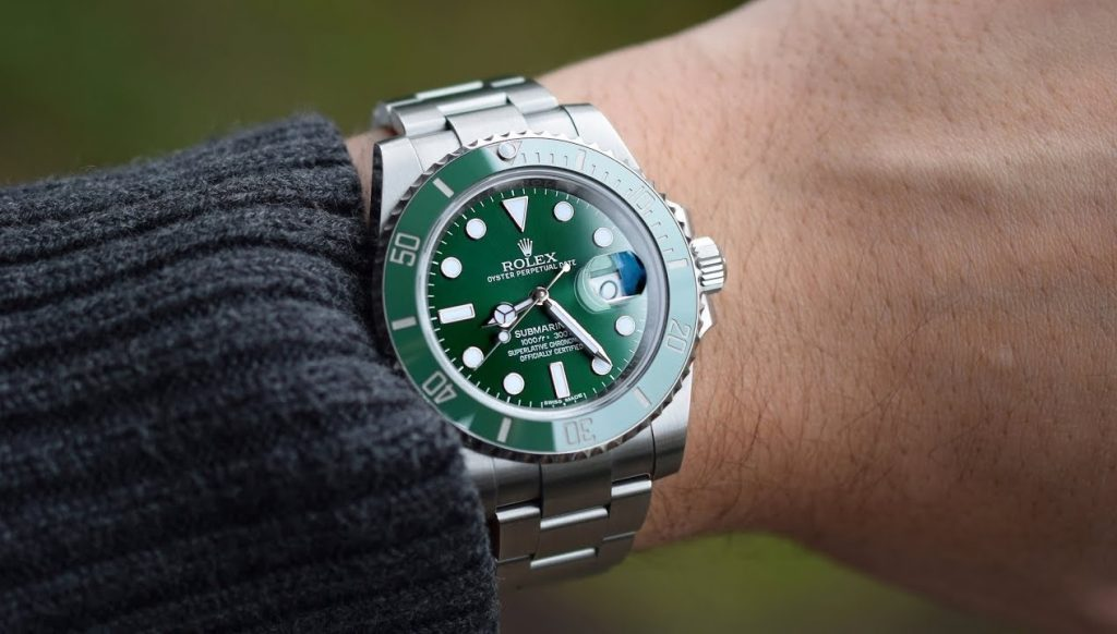 REPLICA Rolex Submariner 40MM 116610LV