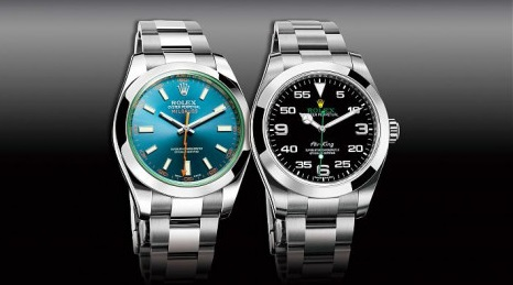 Replica Anti-Magnetic Watches, Rolex Air-King vs Milgauss