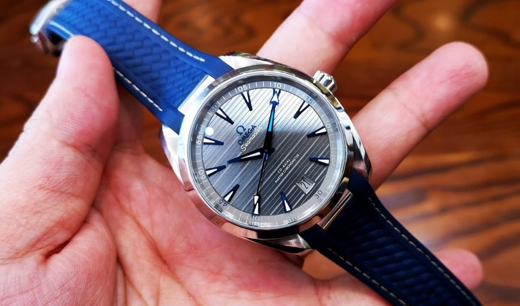 Replica Glamour Watches Omega AQUA TERRA 150