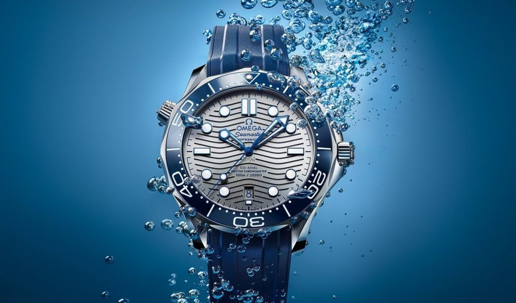 Replica Glamour Watches Omega Seamaster Diver 300M