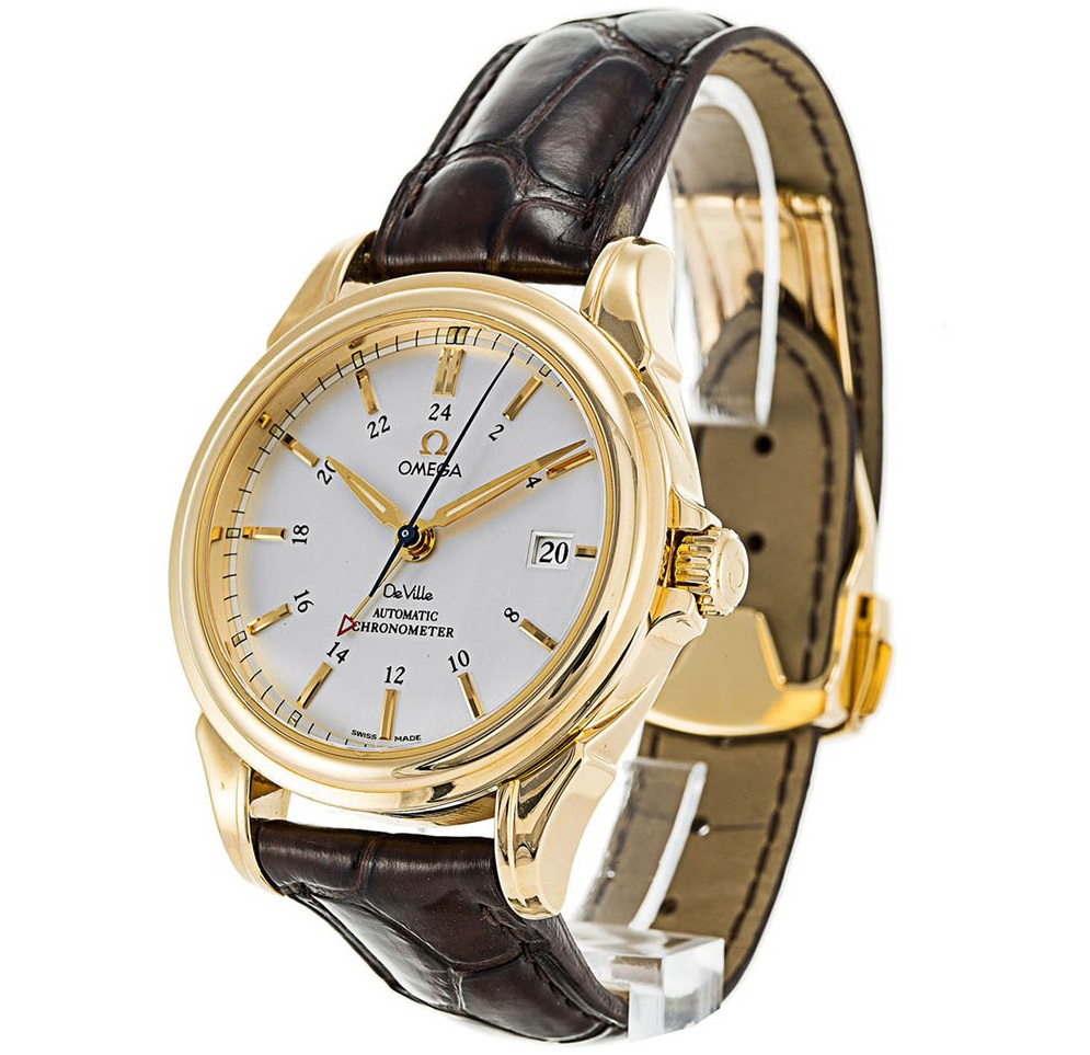 Replica OMEGA DE VILLE CO-AXIAL 4133.30.00