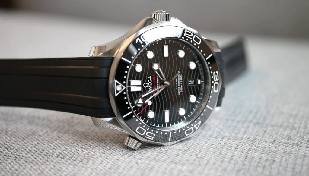 Replica Omega Seamaster Diver 300M, Co-axial Master Chronometer 43.5 MM