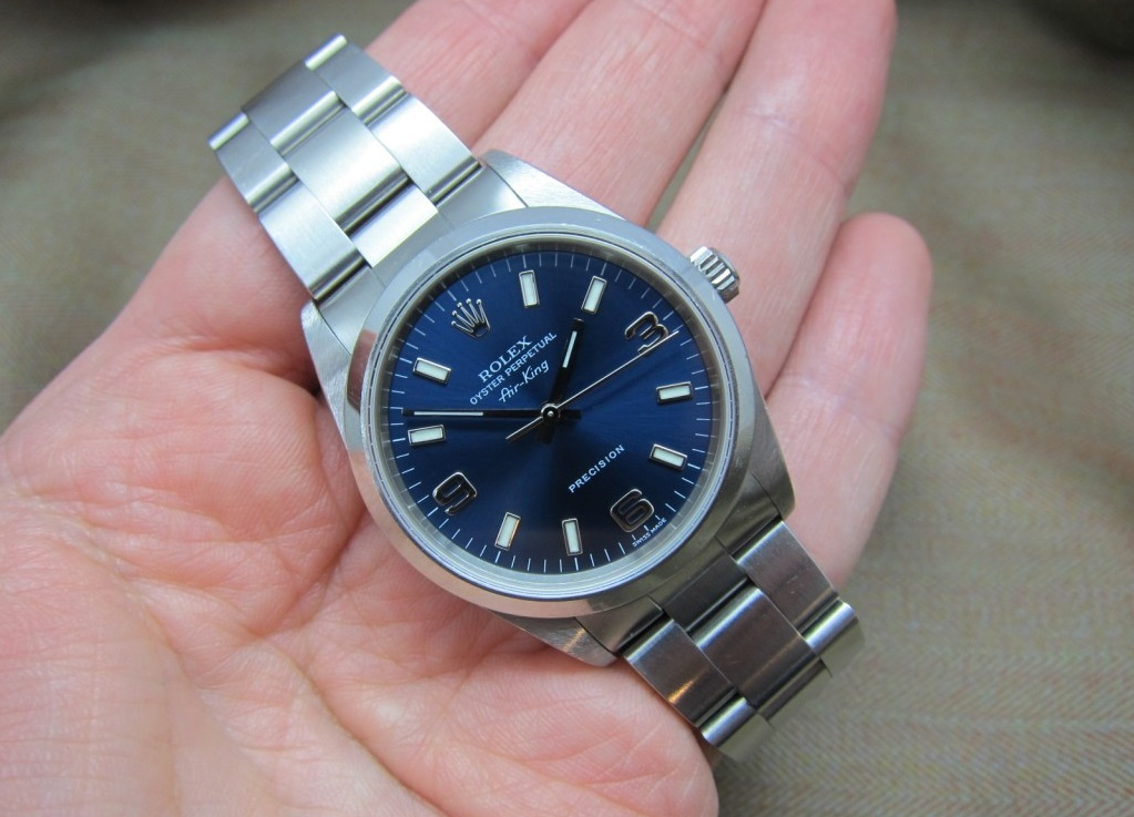 Replica Rolex Air-King 14000