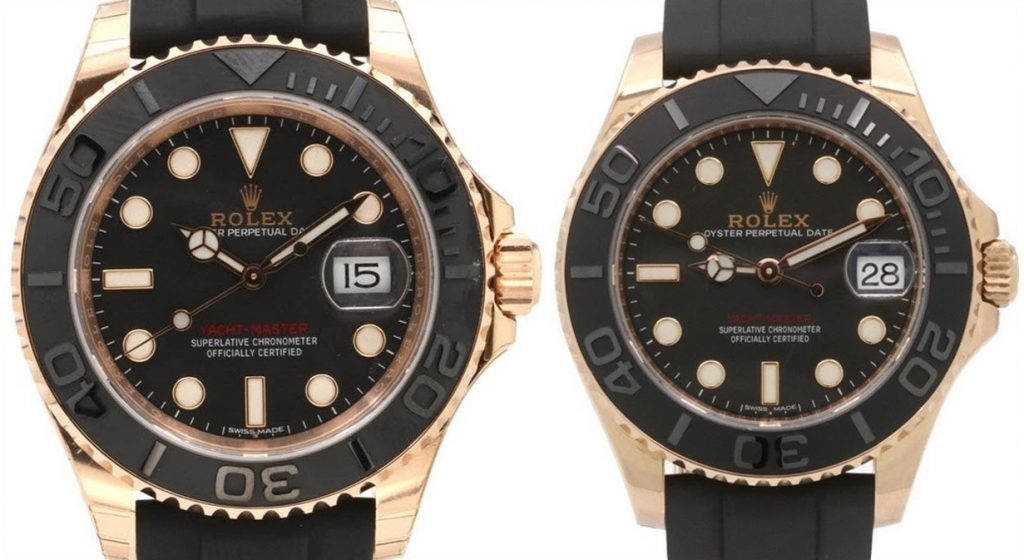 Replica Rolex watch size 37AND40mm Yacht-Master
