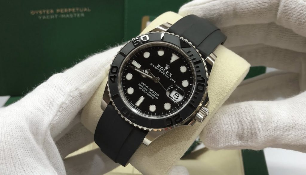 Replica Rolex watch size 42mm Yacht-Master II 226659