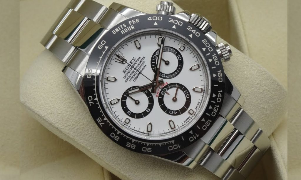 8 classic replica panda dial watches of Rolex Daytona 116500LN 40MM