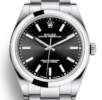 Oyster Perpetual 39MM Black