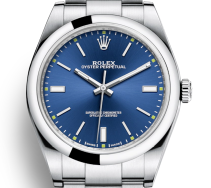 Oyster Perpetual 39MM Blue
