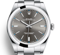 Oyster Perpetual 39MM grey