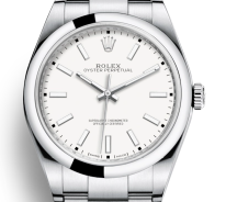 Oyster Perpetual 39MM white