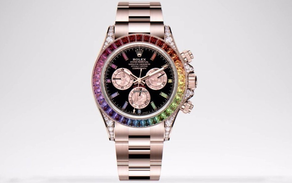 Replica Popular Rolex Watches in 2020 Daytona 116595RBOW