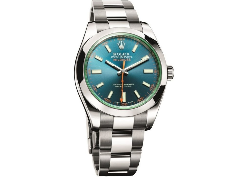 Replica Popular Rolex Watches in 2020 Milgauss 116400GV