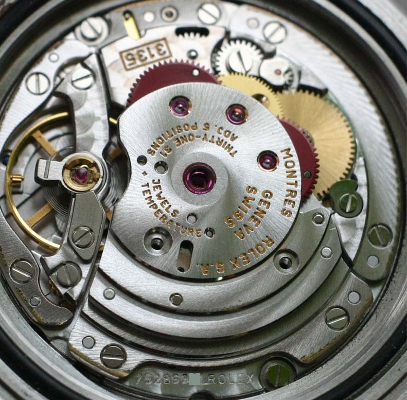 Replica Professional Rolex 3135 Movement