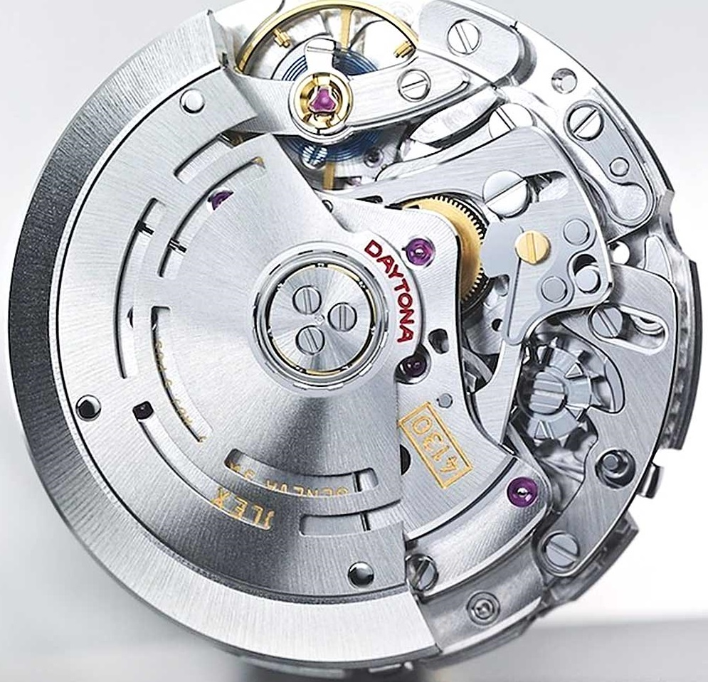 Replica Professional Rolex 4130 Movement
