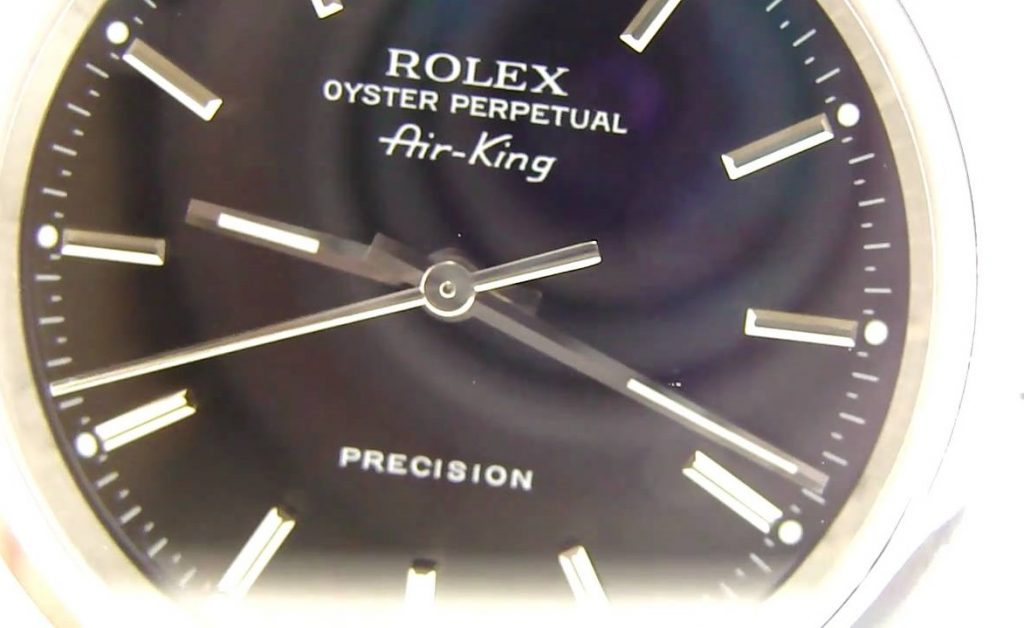 Replica Rolex Air-King 14000 Dial