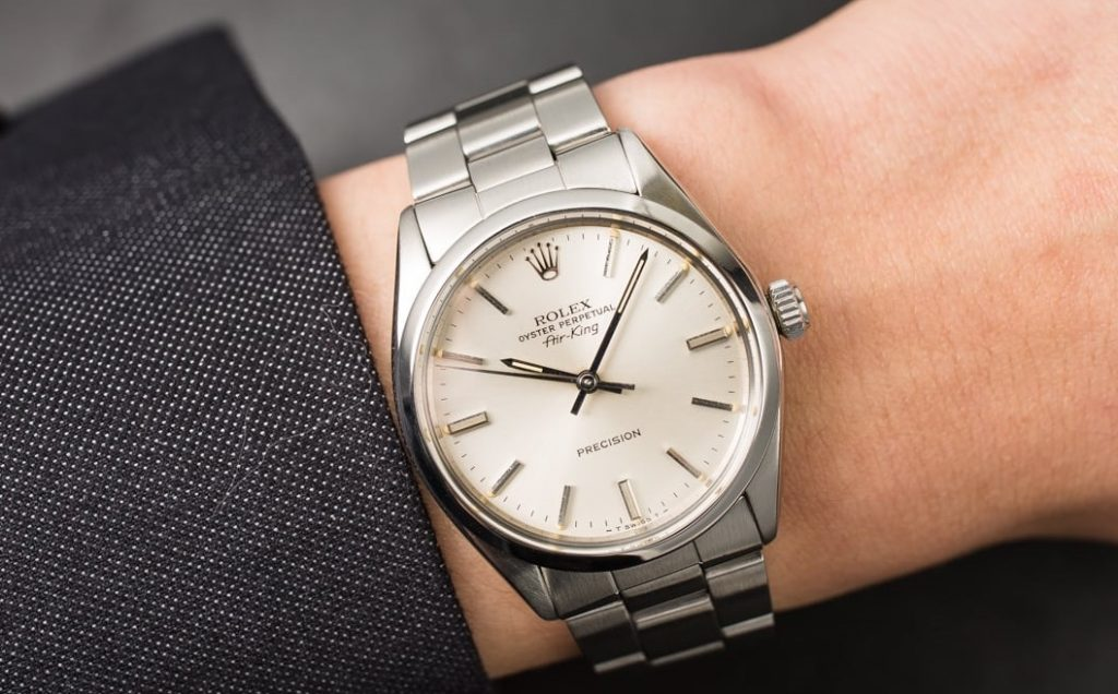 Replica Rolex Air-King 5500