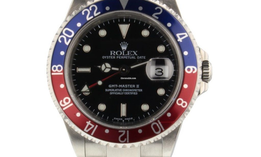 Replica Rolex Watches Rolex GMT Master II 16710