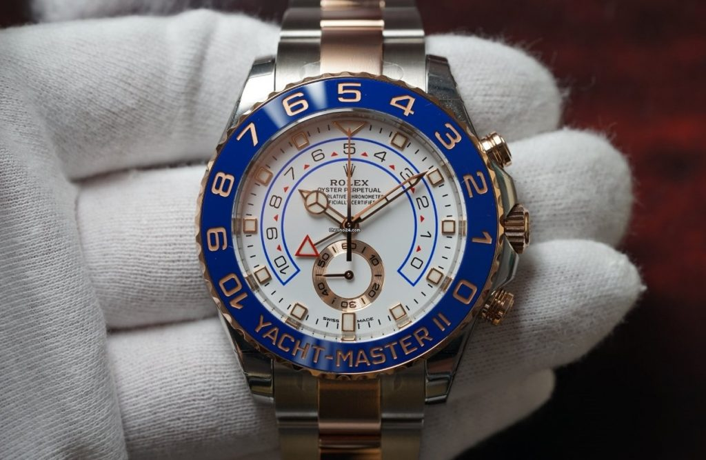 Replica Rolex Watches Yacht-Master M116680
