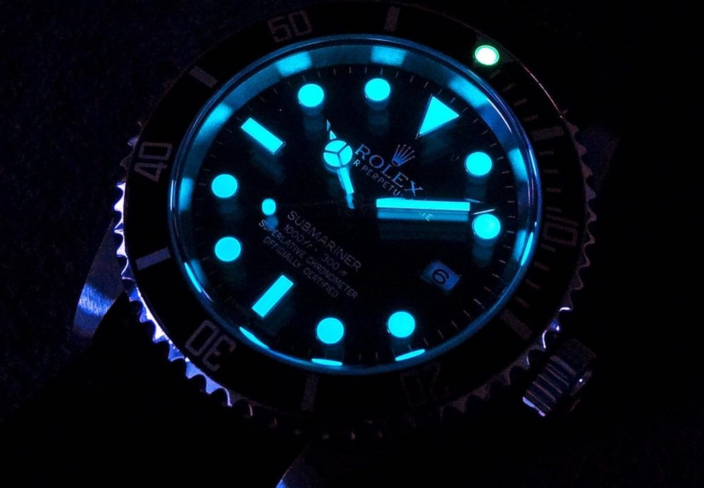 Rolex Fake Professional Dive Watch Submariner 116610LN NIGHT