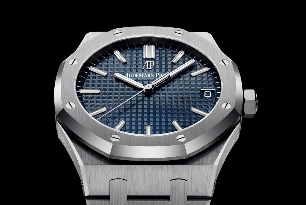 Swiss replica watches Audemars Piguet Royal Oak 15500