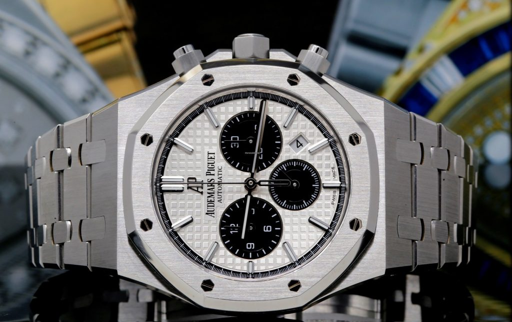 replica Audemars Piguet Royal Oak REF. #26331ST.OO.1220ST.03