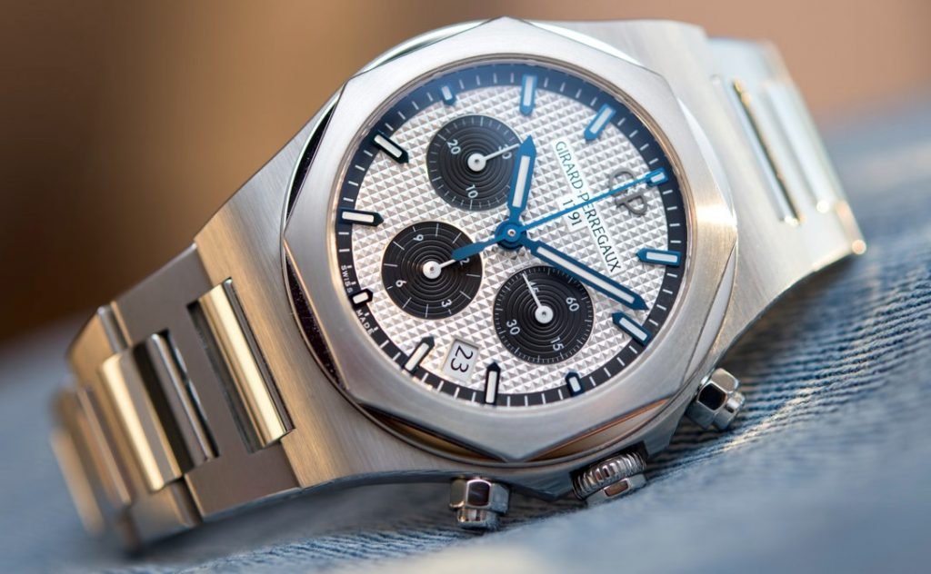 replica Girard Perregaux Laureato Chronograph 42MM