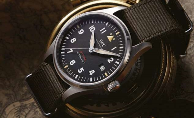Swiss replica watches IWC Pilot's Watch Automatic Spitfire IW326801