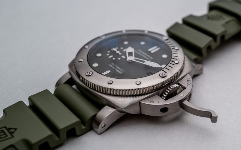 Swiss replica watchesPanerai Submersible PAM01055