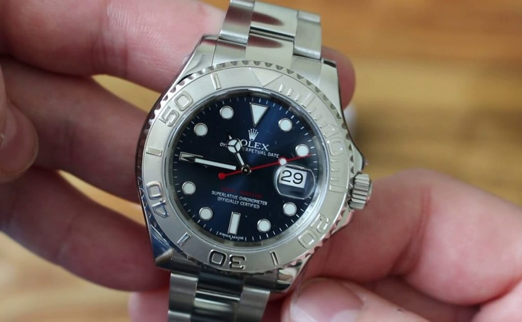 Replica Rolex Yacht-Master 126622 watch