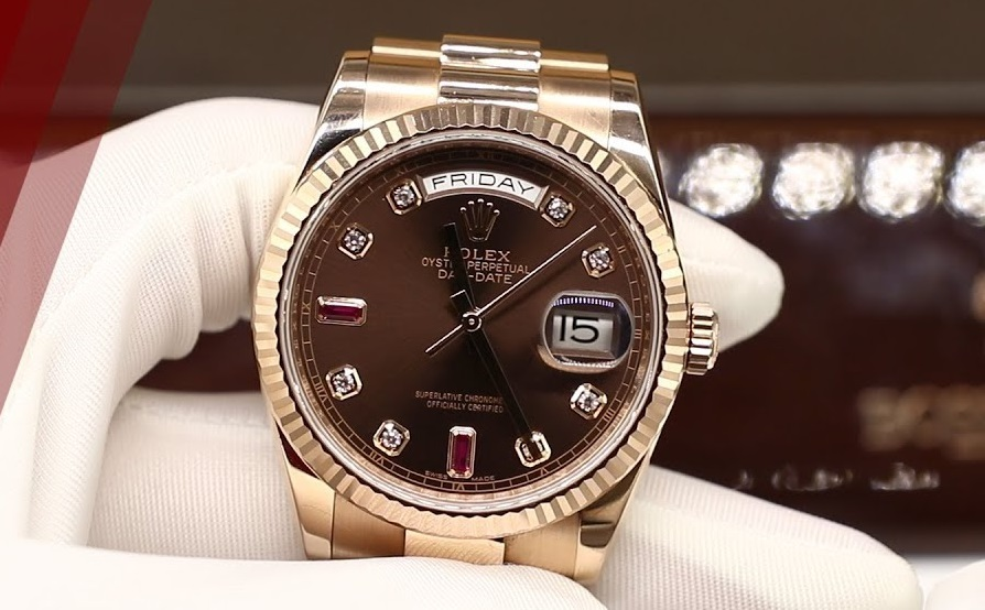 replica Rolex Day-Date 128235 Watch