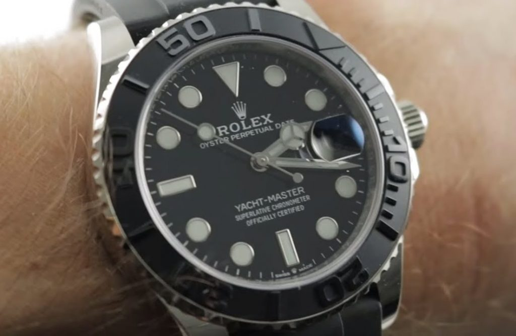 replica Rolex Yacht-Master 226659 Watch