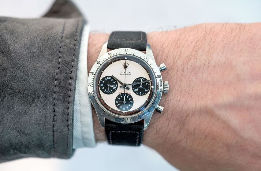 Fake Rolex Paul Newman Daytona