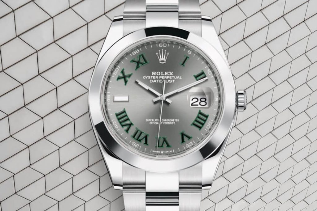 Rolex Datejust 126300 41MM Replica