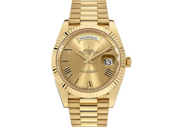 fake Rolex Day Date 228238 watches