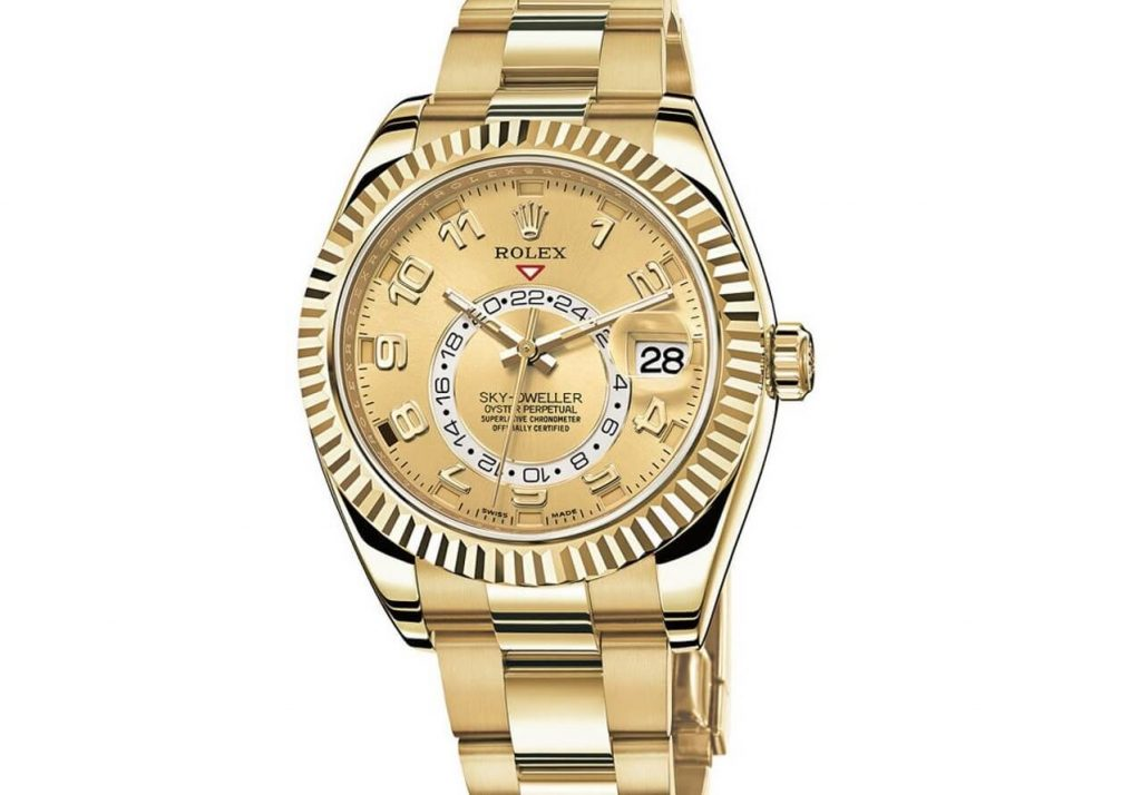 luxury replica Rolex Sky-Dweller 326938 watches