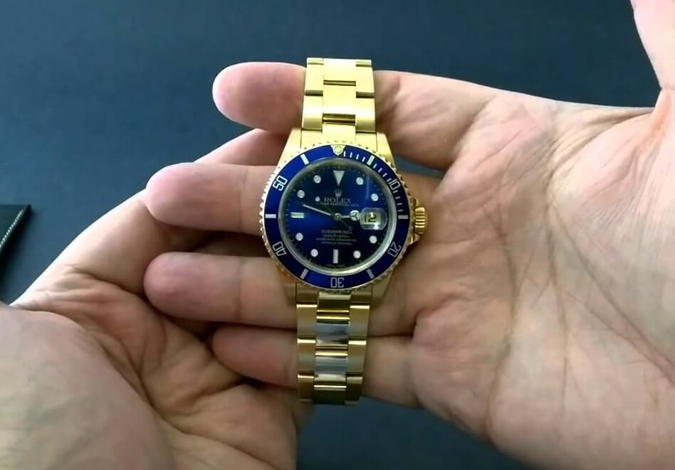 fake Rolex Submariner 16618 watches