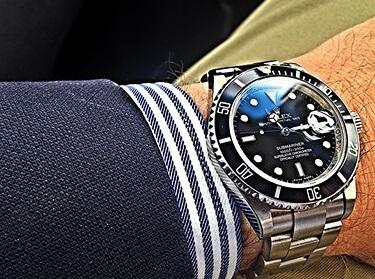 904L Steel replica Submariner
