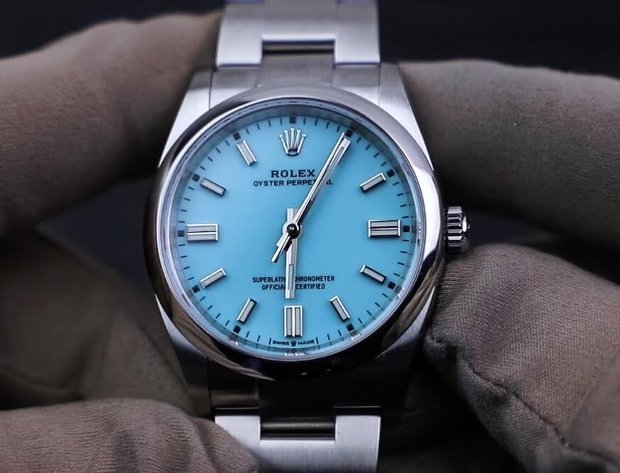 New Knock Off Rolex Oyster Perpetual Watches For 2020