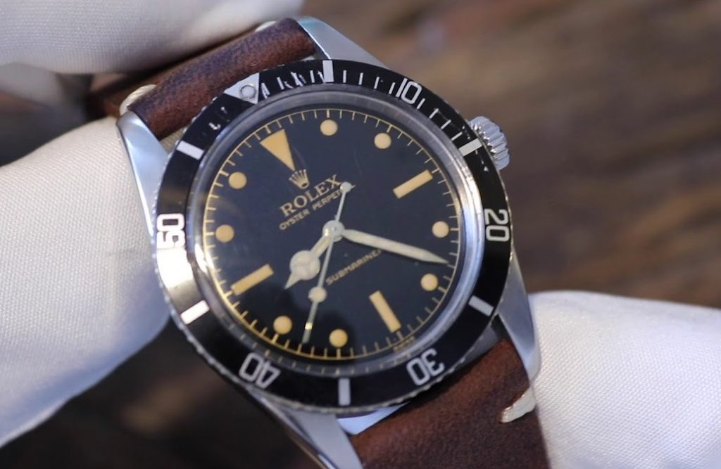 Replica Rolex Submariner 6205