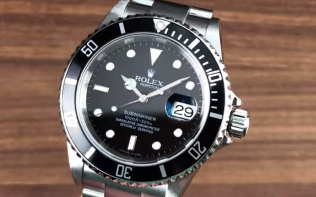 Replica Rolex Submariner Date 16610 With Caliber 3135