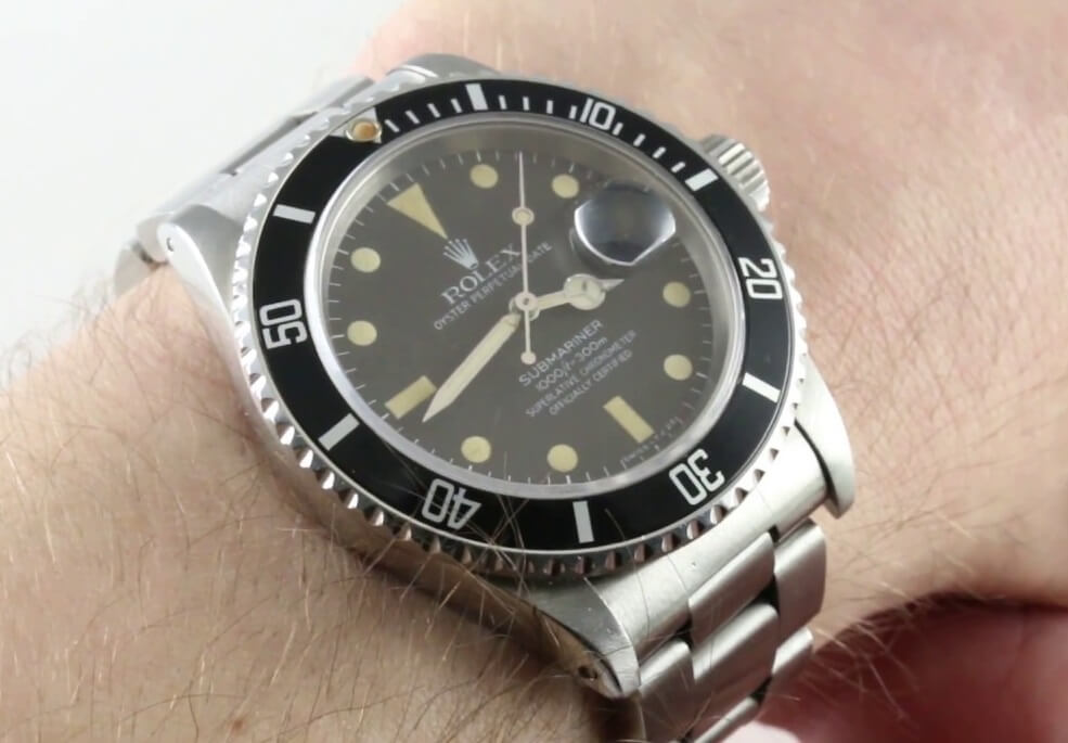 Replica Rolex Submariner Date 16800
